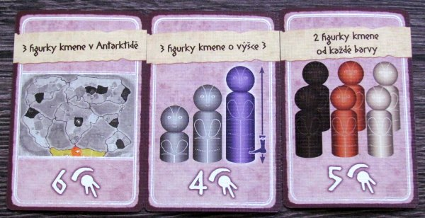 Origin: Počátek lidstva - karty