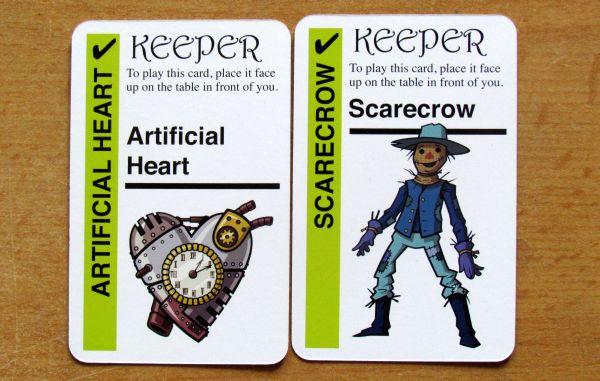 Oz Fluxx - cards