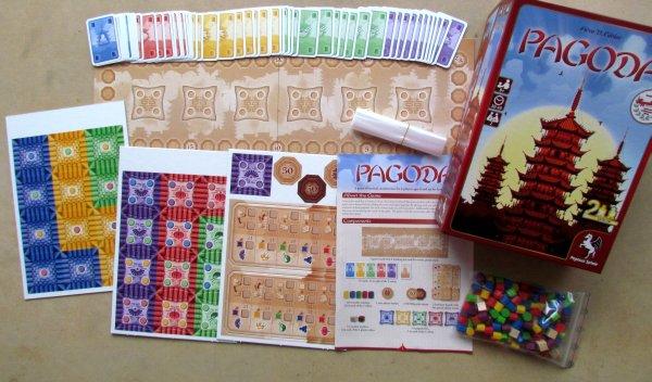 Pagoda - packaging
