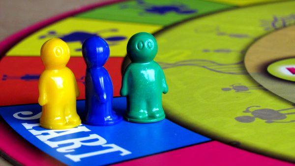 Párty Alias: Velká sázka - připravená hra