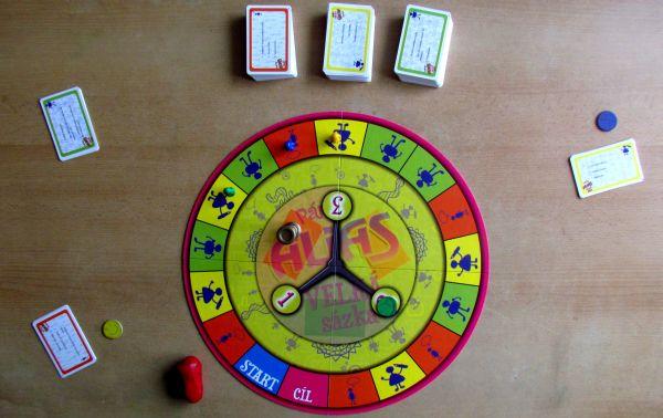 Párty Alias: Velká sázka - rozehraná hra
