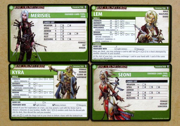 character trading card templateharem event trading card