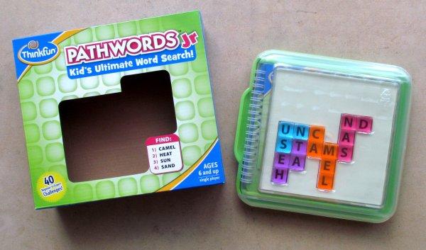 Pathwords - balení