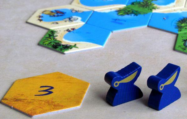 Pelican Bay - game in progress