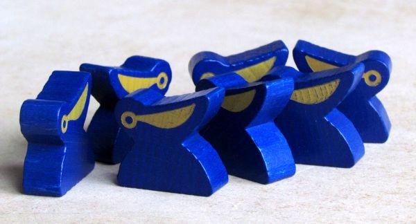 Pelican Bay - figurky
