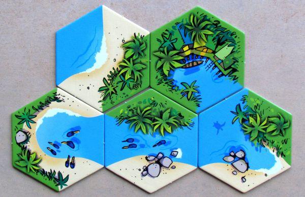 Pelican Bay - tiles
