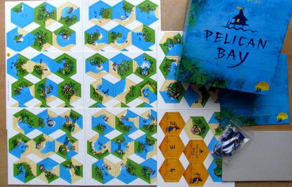 Pelican Bay - packaging