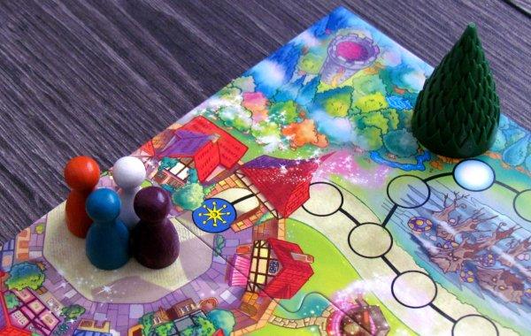 Phantasia - připravená hra