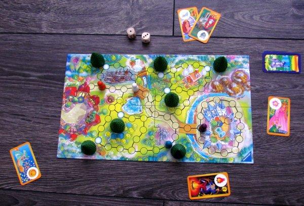 Phantasia - rozehraná hra