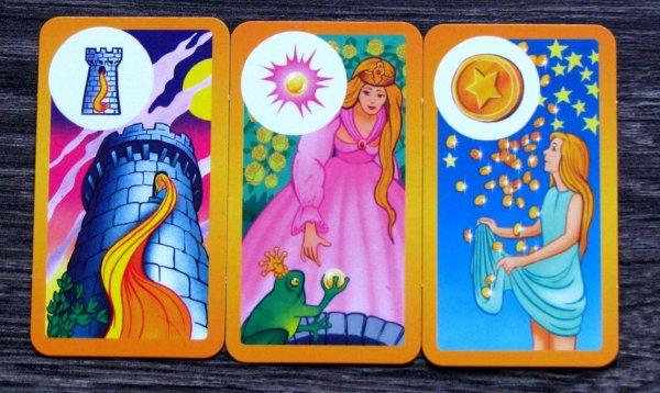 Phantasia - karty