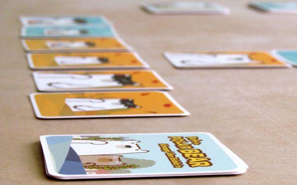 Pick-a-Polar Bear - rozehraná hra