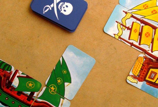 Piratatak - rozehraná hra