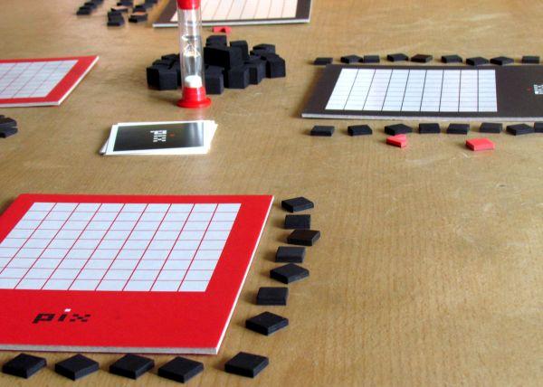 Pix - připravená hra