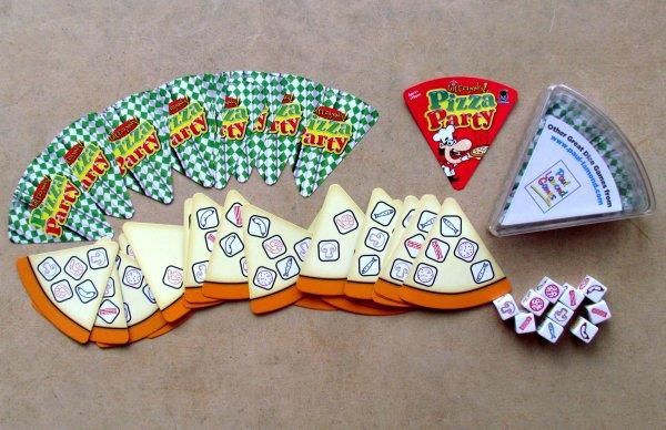 Pizza Party - balení