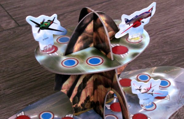 Planes: Sky Race - rozehraná hra