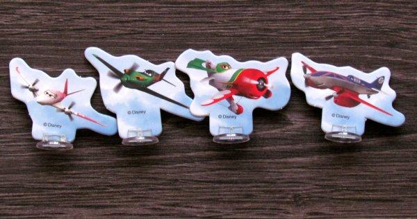 Planes: Sky Race - figurky