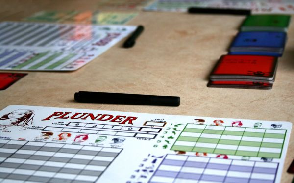 Plunder - game is ready