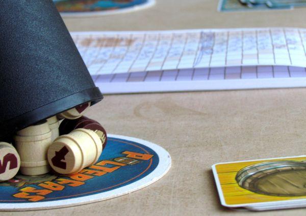 Polterfass - rozehraná hra
