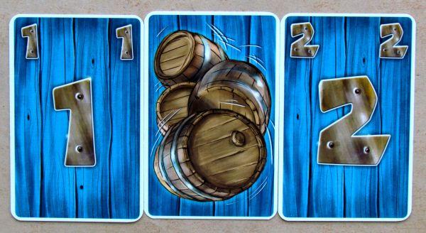 Polterfass - karty