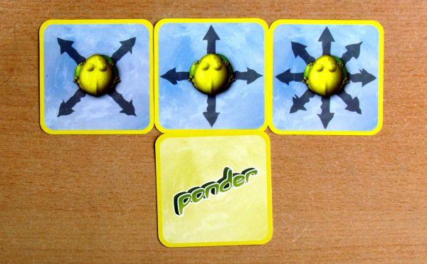 Ponder - cards