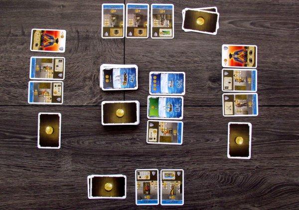 Port Royal - rozehraná hra