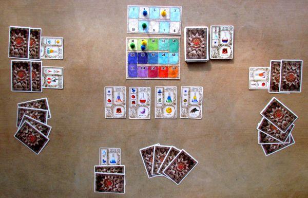Potion Making: Practice - rozehraná hra