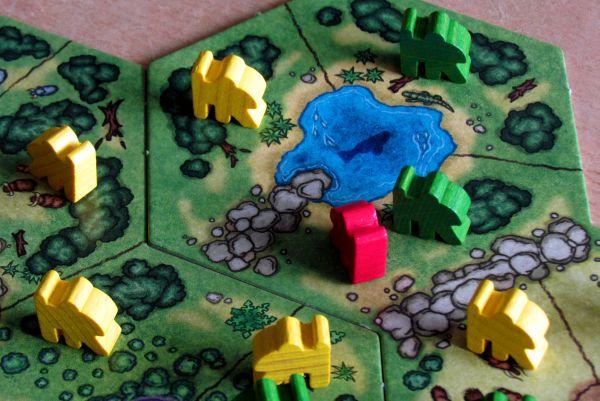 Pravěk - rozehraná hra