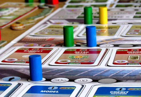 Pret-a-Porter - rozehraná hra