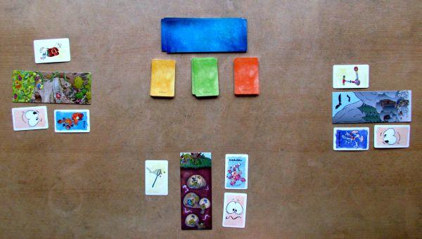 Příběhy pro maminku - rozehraná hra