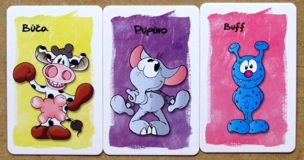 Příběhy pro maminku - karty