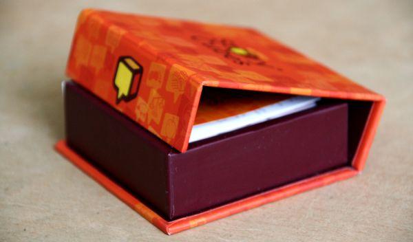 Příběhy z kostek - krabička
