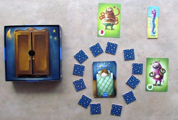 Hra příšerky ze skříně