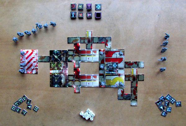 Project Pandora: Grim Cargo - připravená hra