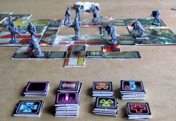 Project Pandora: Grim Cargo - rozehraná hra