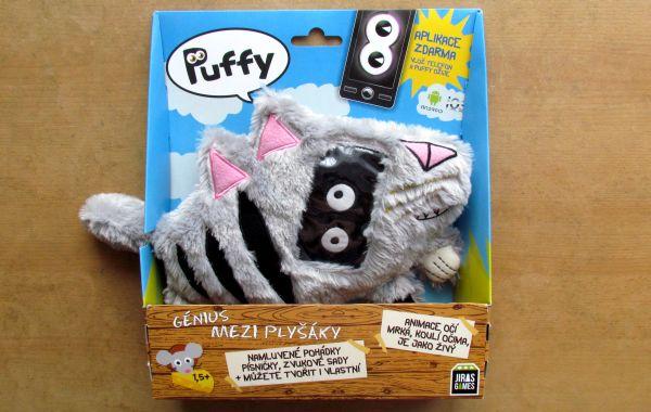 Puffy - balení