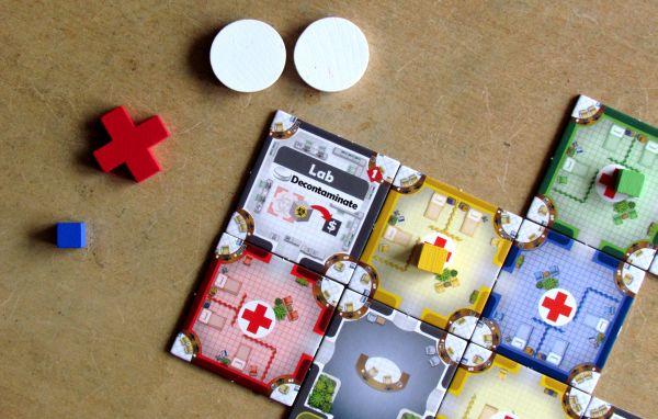 Quarantine - rozehraná hra