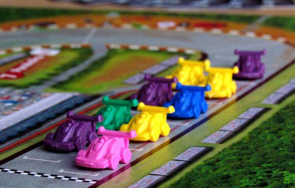 Race! Formula 90 - připravená hra
