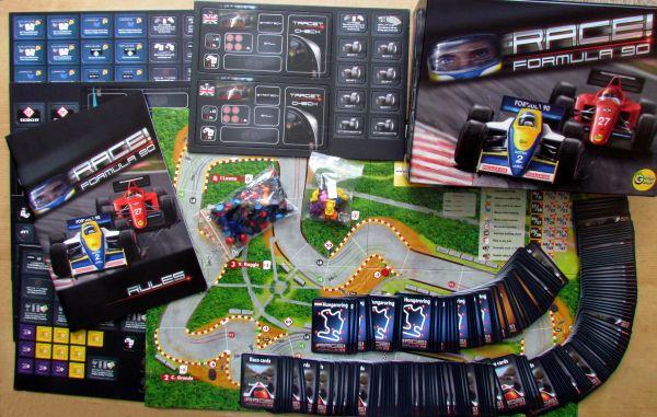 Race! Formula 90 - balení