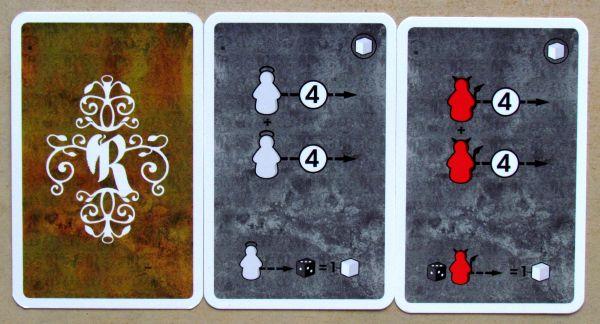 Ragami - cards