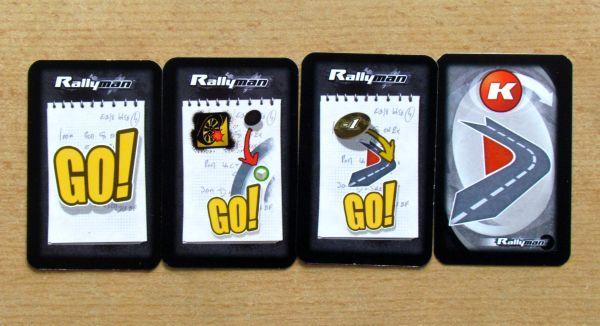Rallyman - cards