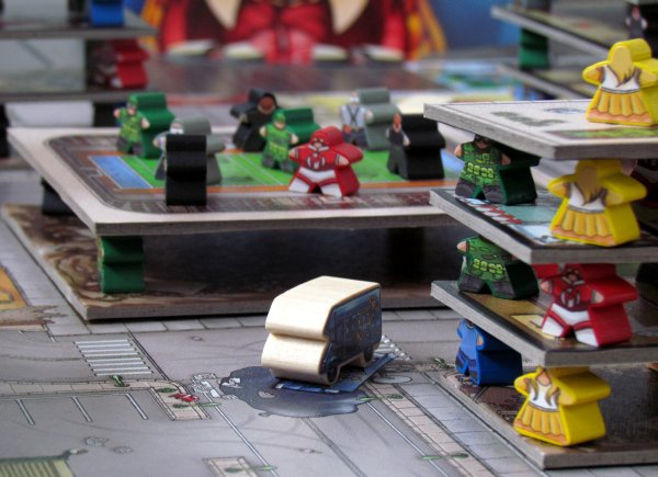 Terror in Meeple City - game is ready