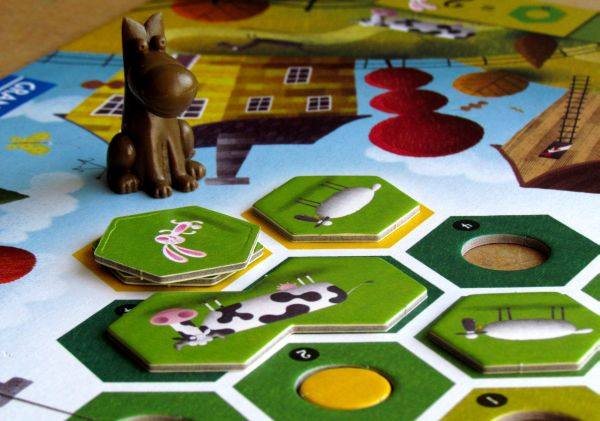 Ranč - rozehraná hra