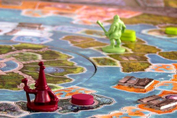Realm of Wonder - rozehraná hra