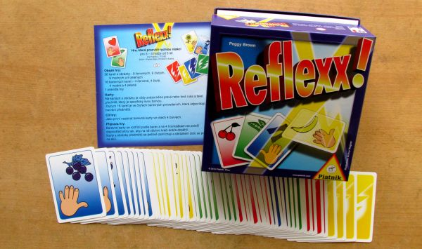 Reflexx - balení