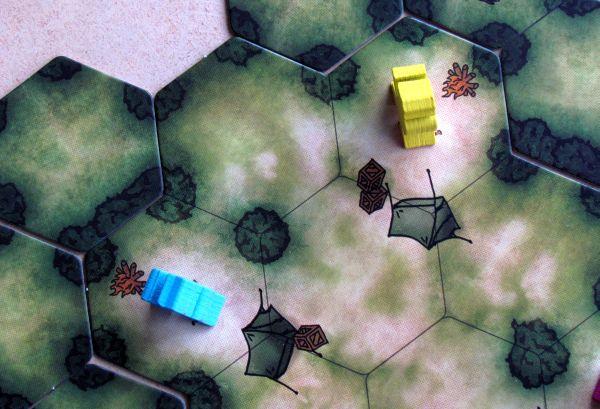 Relic Expedition - připravená hra