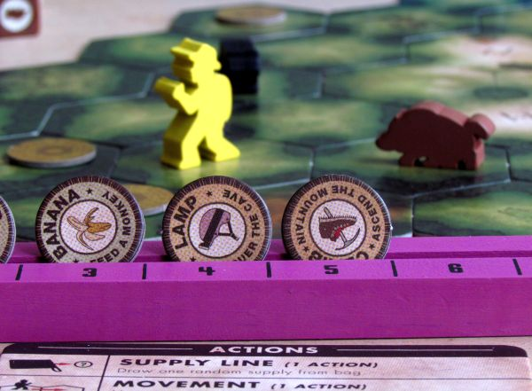 Relic Expedition - rozehraná hra