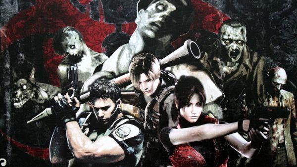 Resident Evil Deck Building Game – zombíci a všechno kolem nich