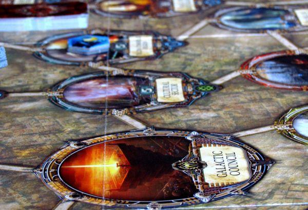 Rex: Final Days of an Empire - detail herního plánu
