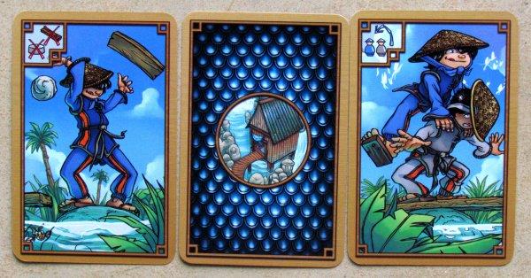 River Dragons - karty
