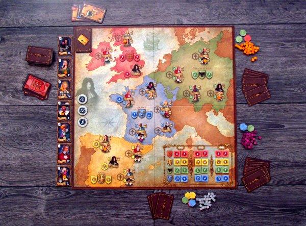 Royals - rozehraná hra